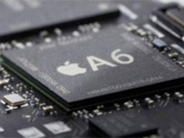 Samsung travaillerait sur le prochain processeur A6 pour iPhone et iPad
