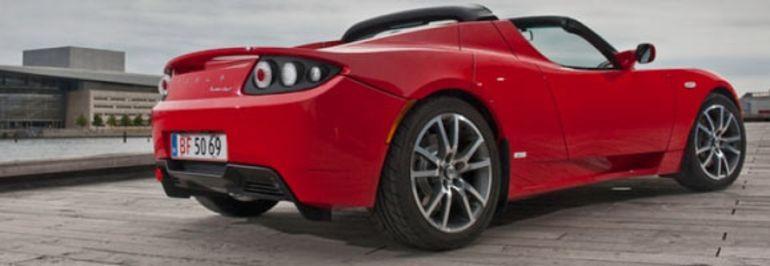 Une nouvelle Tesla Roadster en préparation