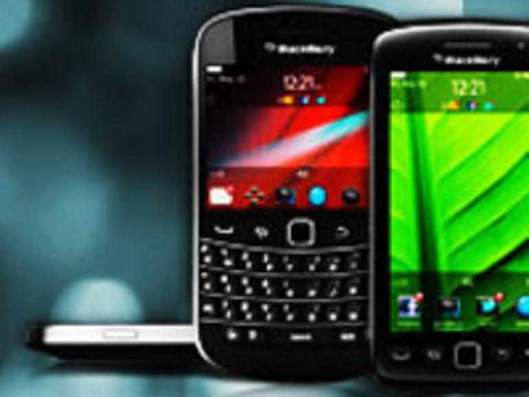 London, le premier BlackBerry doté du système d'exploitation BBX