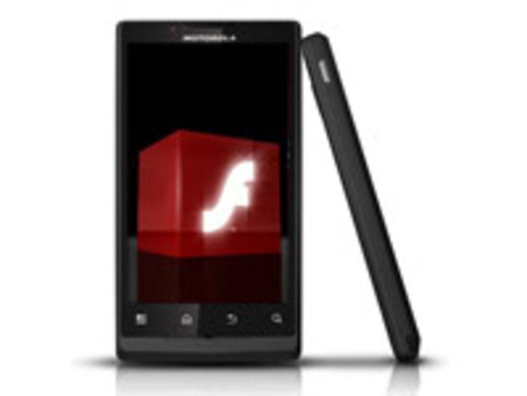 Le plugin Flash pour smarphones et tablettes va disparaitre