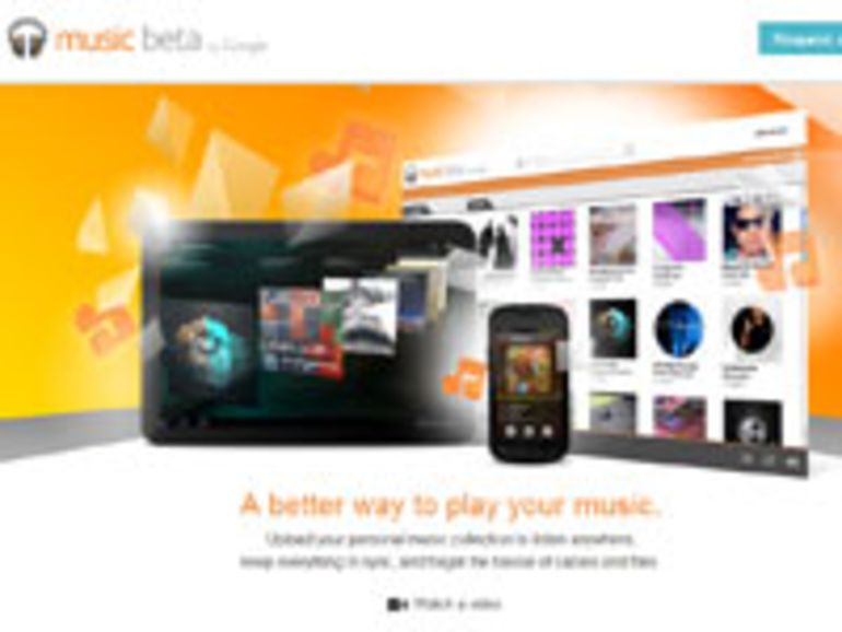 Google Music lancé sans Sony ni Warner