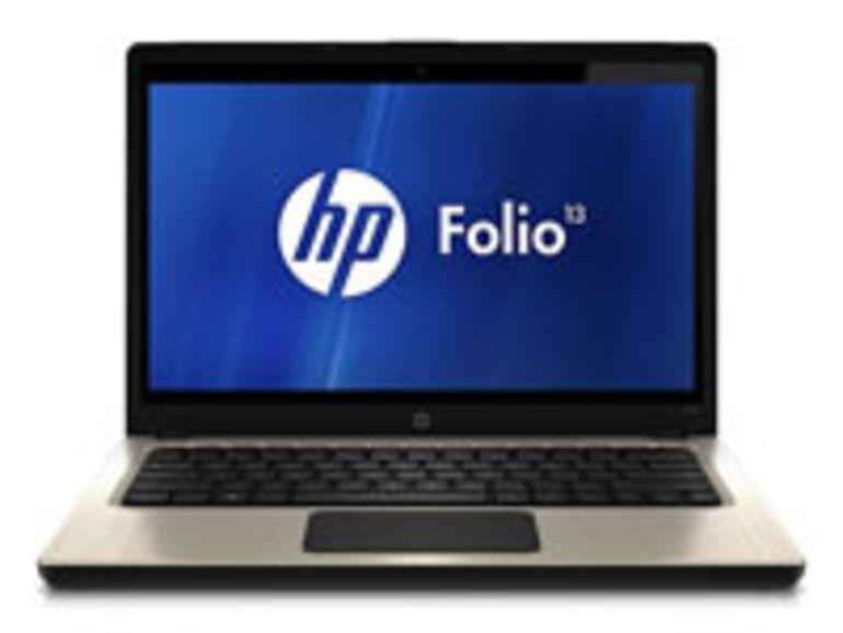 Folio 13 : premier ultrabook de HP