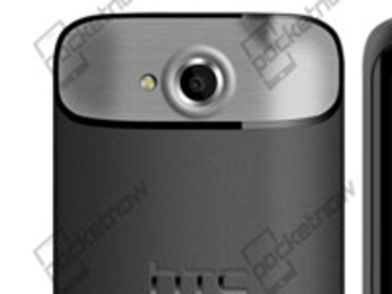 HTC Edge : images du smartphone Tegra 3 quadri cœurs