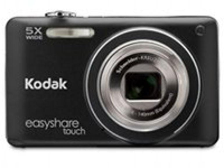 Démo du Kodak EasyShare Touch M5370