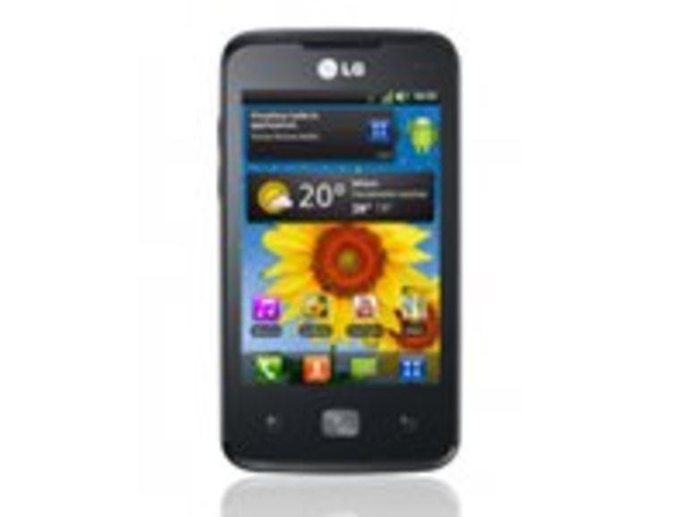 Démo du LG Optimus Hub