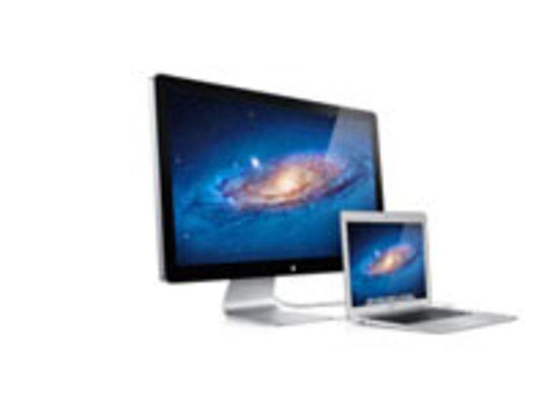 Marché du PC : Trimestre record pour les livraisons de Mac