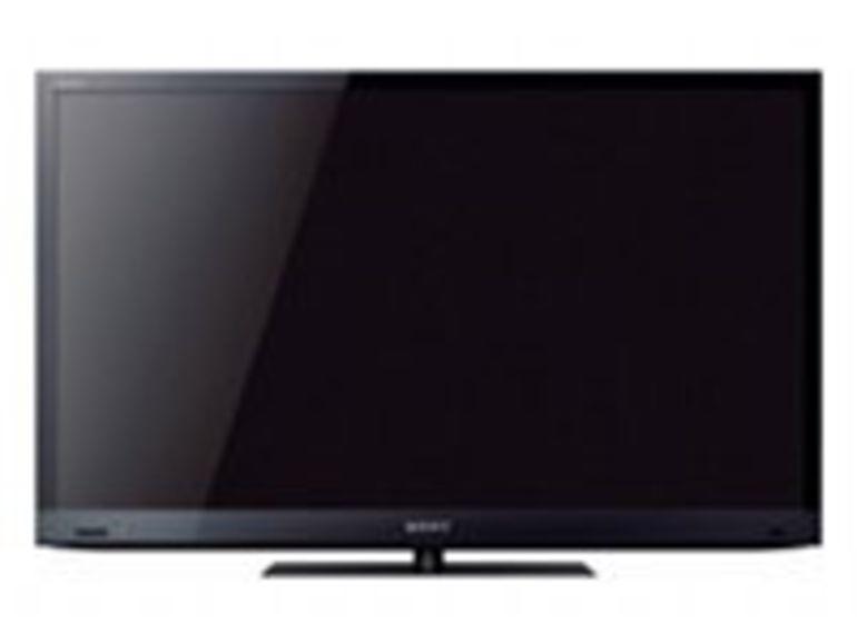 Démo de la Sony KDL-40HX720