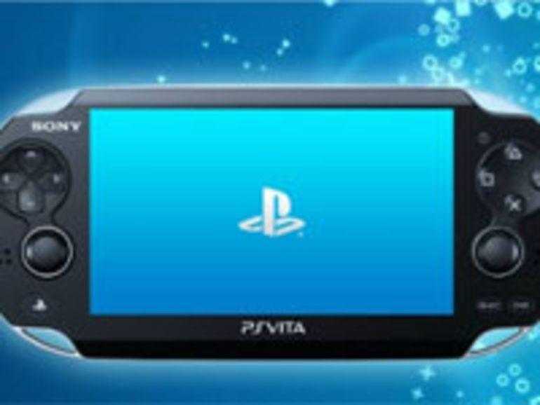 PS Vita : 1,2 million de consoles Sony vendues