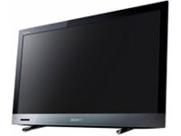 Démo de la Sony KDL-22EX320