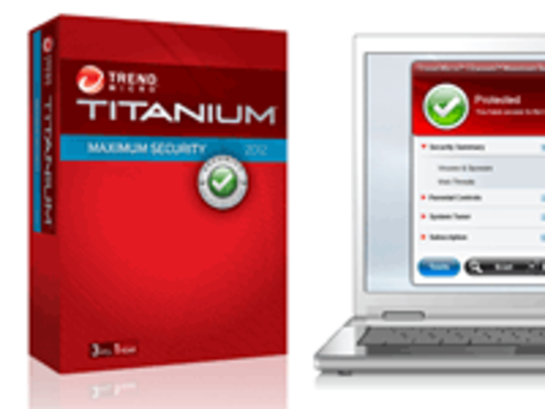 Trend Micro Titanium Maximum Security 2012 : le test d'un lecteur CNETFrance