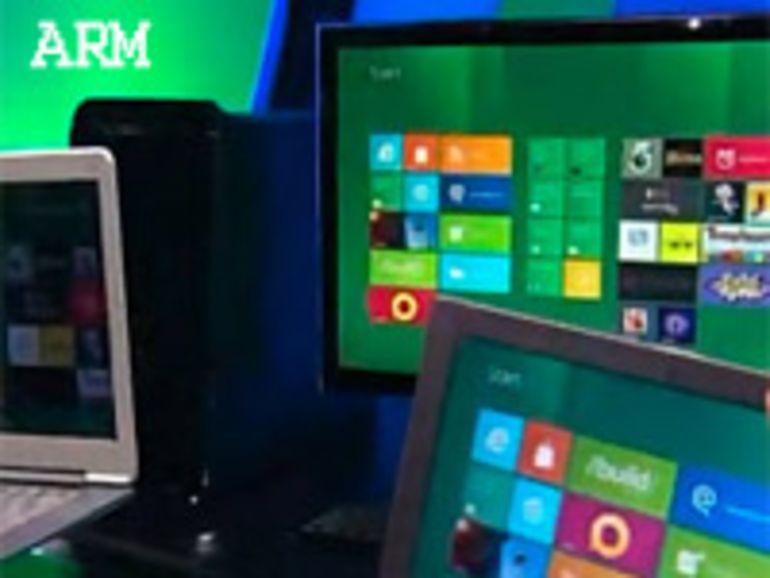 Une tablette Windows 8 à processeur ARM pour Asus avant la fin de l'année