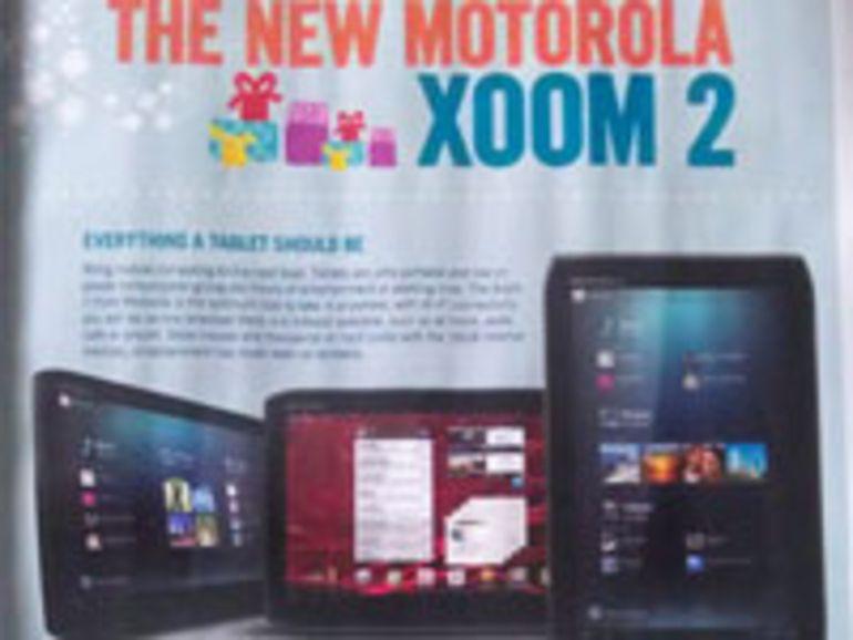 La Motorola Xoom 2 attendue à Noël
