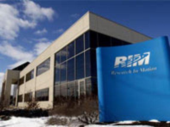 RIM : pas de modèles BlackBerry 10 avant fin 2012