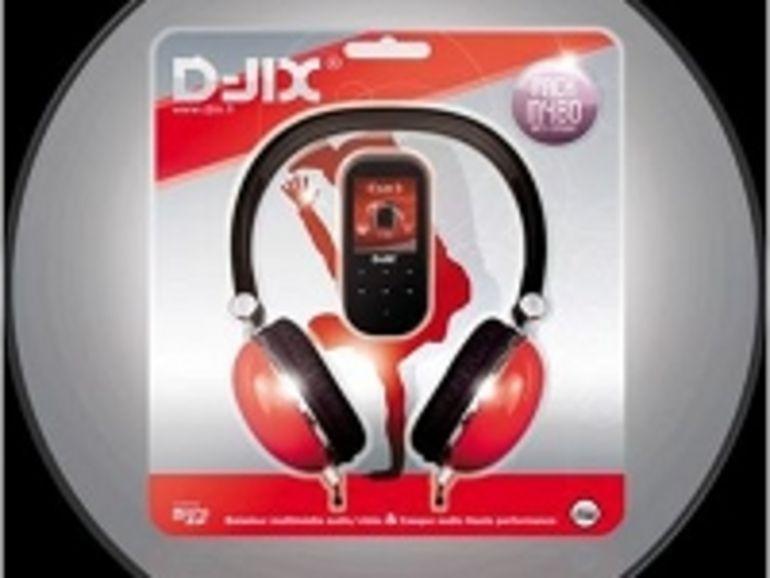 Démo du D-JIX Pack M480