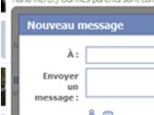 Facebook teste les message privés pour les pages Fan