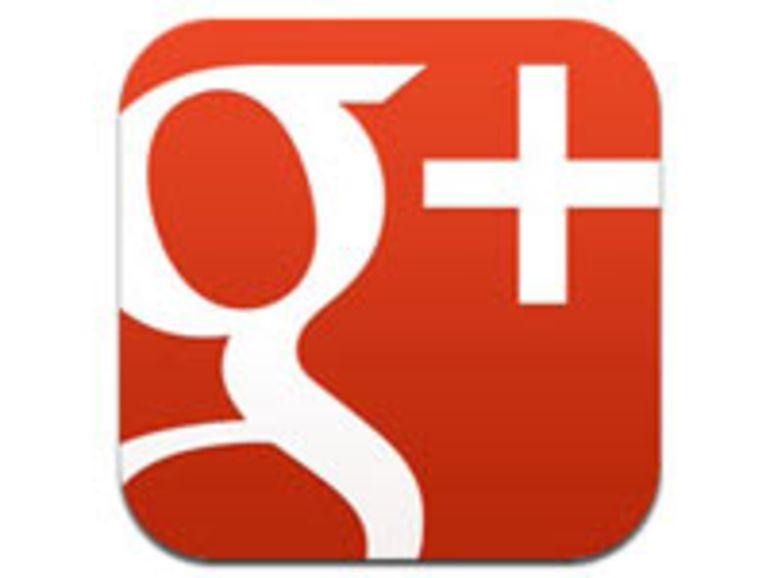 L'application iOS de Google+ reçoit une mise à jour
