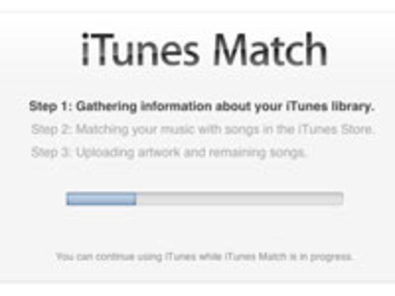 iTunes Match disponible en France