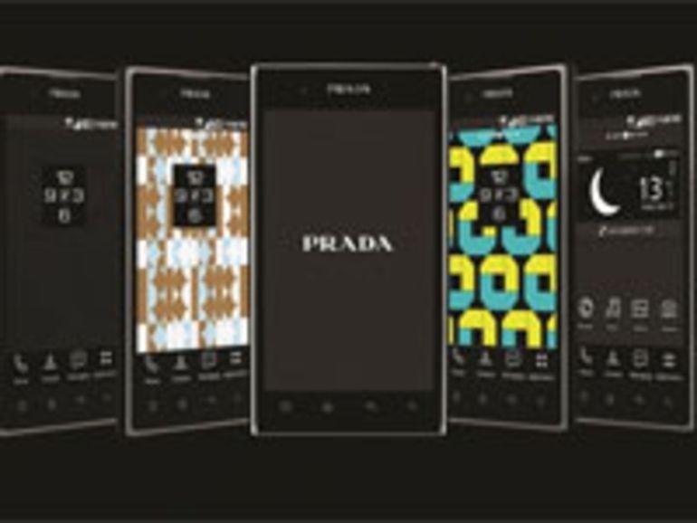 LG officialise son smartphone Prada 3