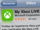 My Xbox LIVE débarque sur iPhone, iPad et iPod Touch
