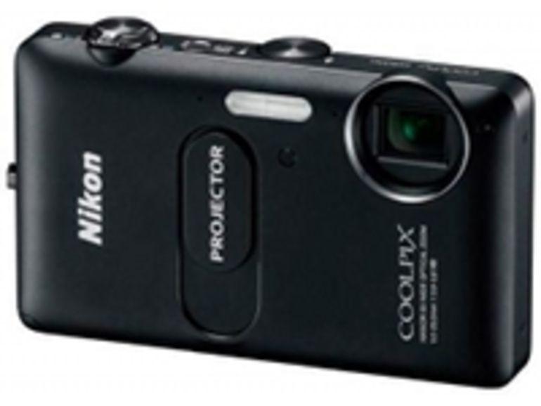 Démo du Nikon Coolpix S1200 PJ