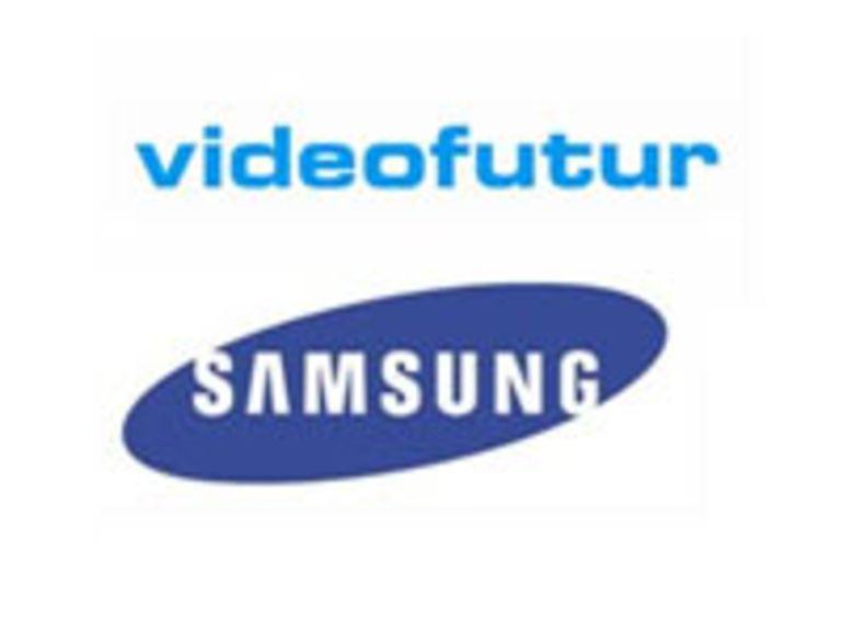 La VOD de Videofutur sur les TV Samsung