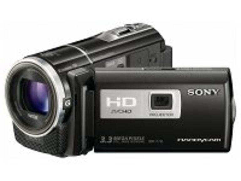 Démo du Sony HDR-PJ10E