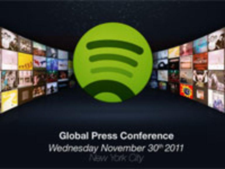 Spotify crée sa plateforme d'applications