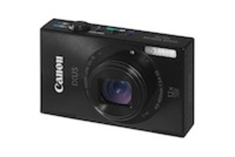 CES 2012 : Canon lance ses Ixus 500 HS et IXUS 125 HS