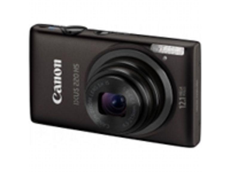 Démo du Canon Ixus 220 HS