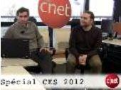 Le CES 2012 vu de France, jour 3 : des gadgets à gogo, les TV planquent leurs puces