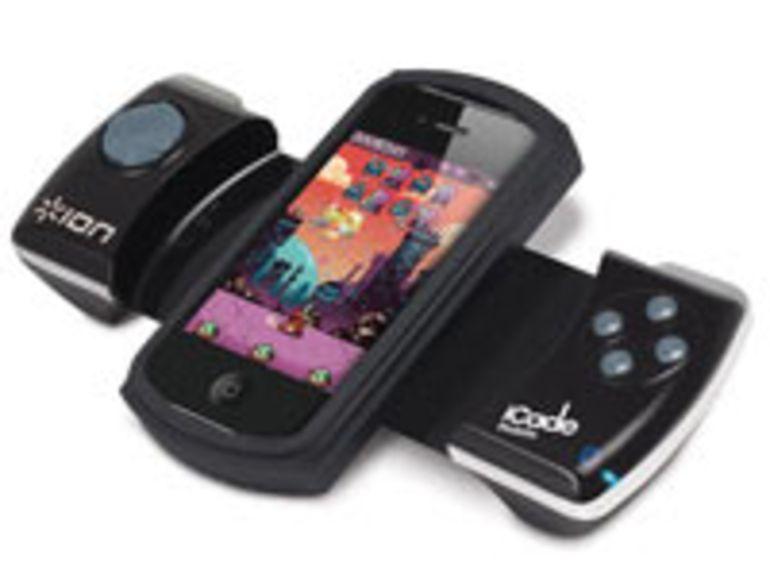 CES 2012 : Ion Audio transforme l'iPhone en manette de jeu