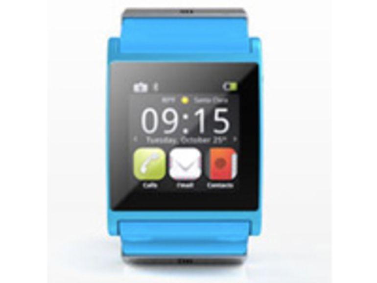 CES 2012 : I'm Watch, une montre intelligente sous Android
