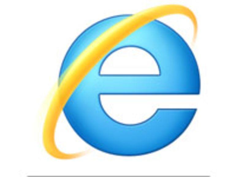 Internet Explorer sous les 50% en 2012 mais avec de grandes ambitions