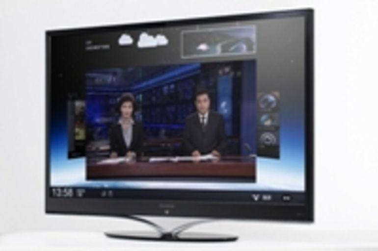Lenovo : un téléviseur sous Android avec reconnaissance faciale et stockage en ligne