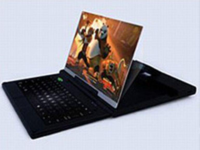 CES 2012 : LightPad, le projecteur qui fait d'un smartphone un netbook