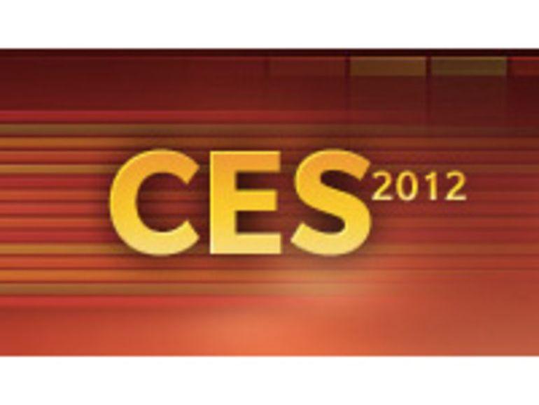 Les produits récompensés au CES 2012