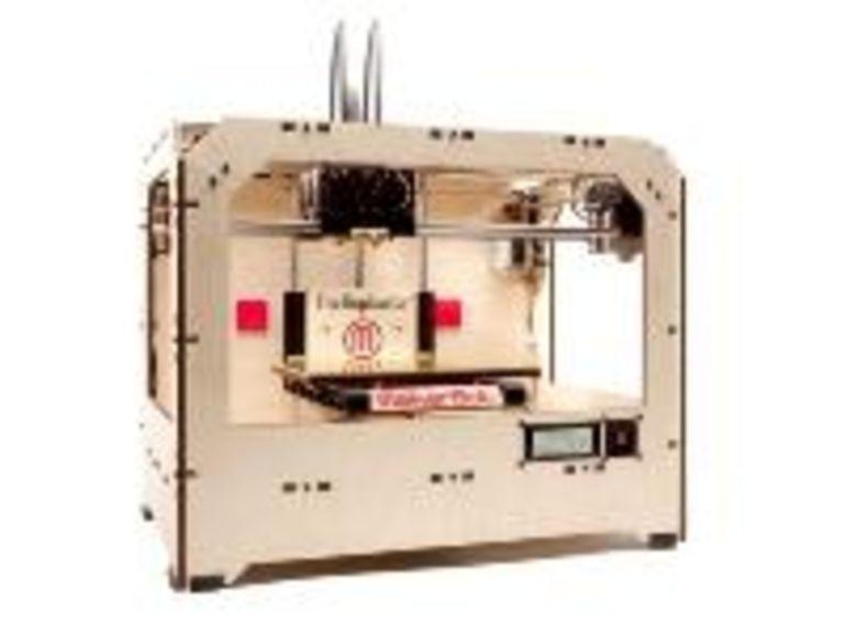 CES 2012 : L'imprimante 3D par MakerBot