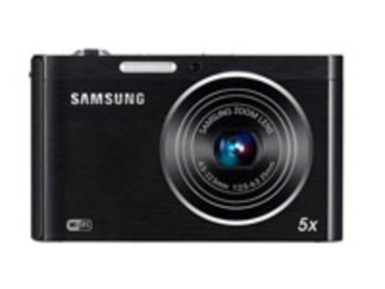 CES 2012 : Samsung met du wi-fi dans ses appareils photo numériques