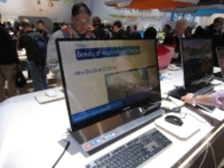 CES 2012 : Samsung entre aussi sur le marché des PC tout-en-un 27 pouces avec ses Séries 9