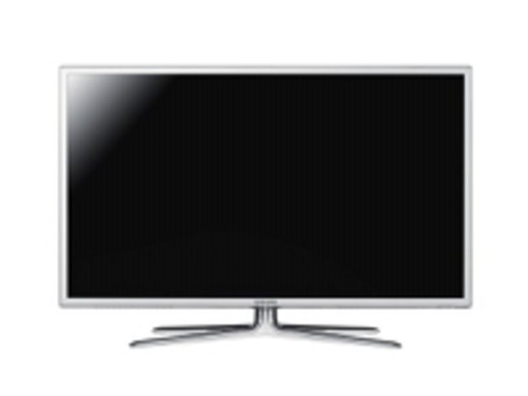 Démo du Samsung UE40D6510
