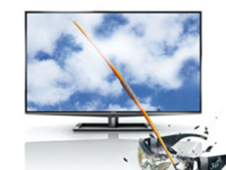 Toshiba annonce une TV 3D sans lunettes pour les USA