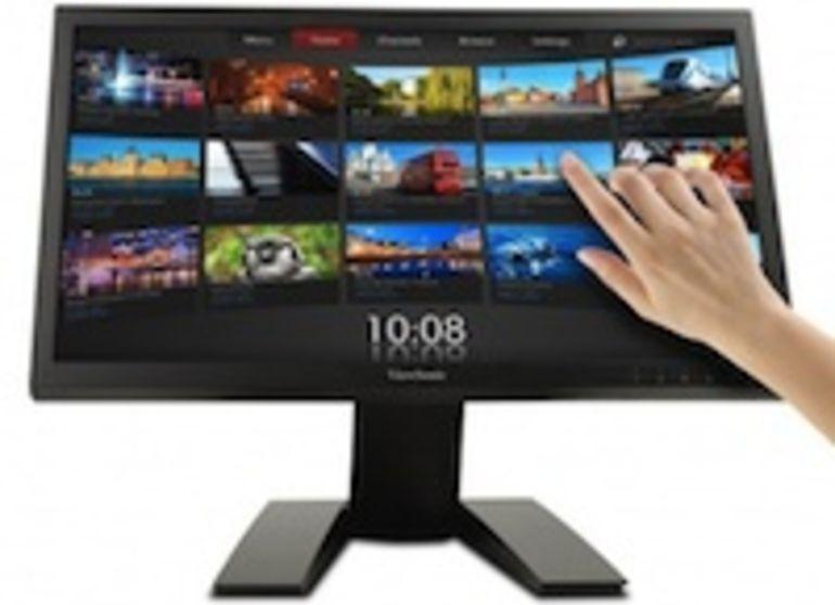 CES 2012 : Des moniteurs 3D, connectés et tactiles chez Viewsonic