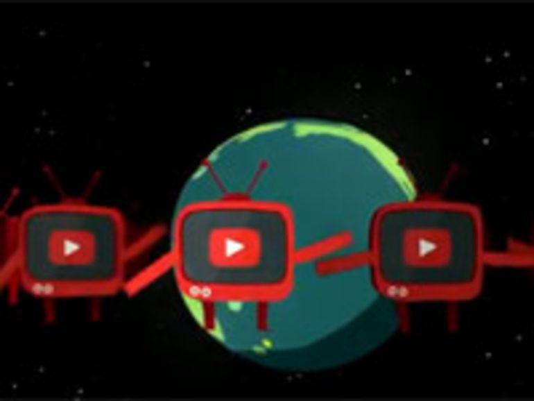 YouTube : 4 milliards de vidéos visionnées chaque jour