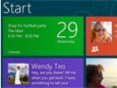 Windows 8 Consumer Preview téléchargé 1 million de fois en 24 heures