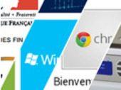 Windows 8, Chrome Android, Free, AMD Trinity... l'actu de la semaine en images