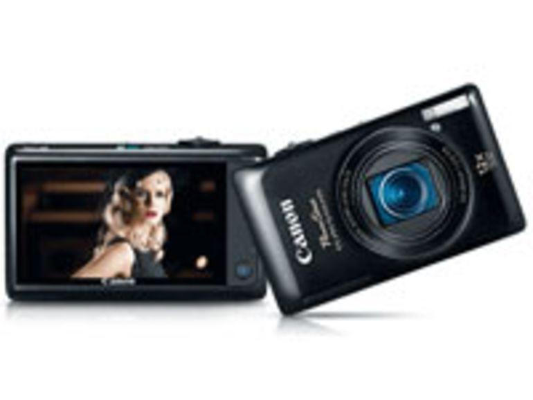 Canon renouvelle sa gamme PowerShot et améliore ses Ixus