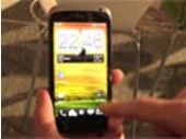 MWC 2012 : prise en main du HTC One S en vidéo