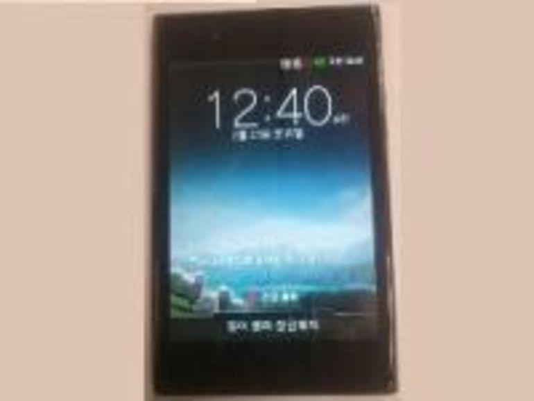 LG Optimus Vu, un concurrent du Galaxy Note dévoilé au MWC ?