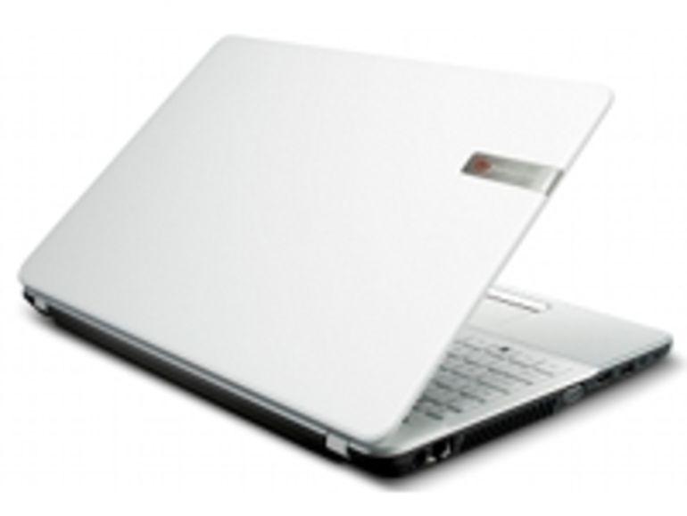 Démo du Packard Bell EasyNote LS