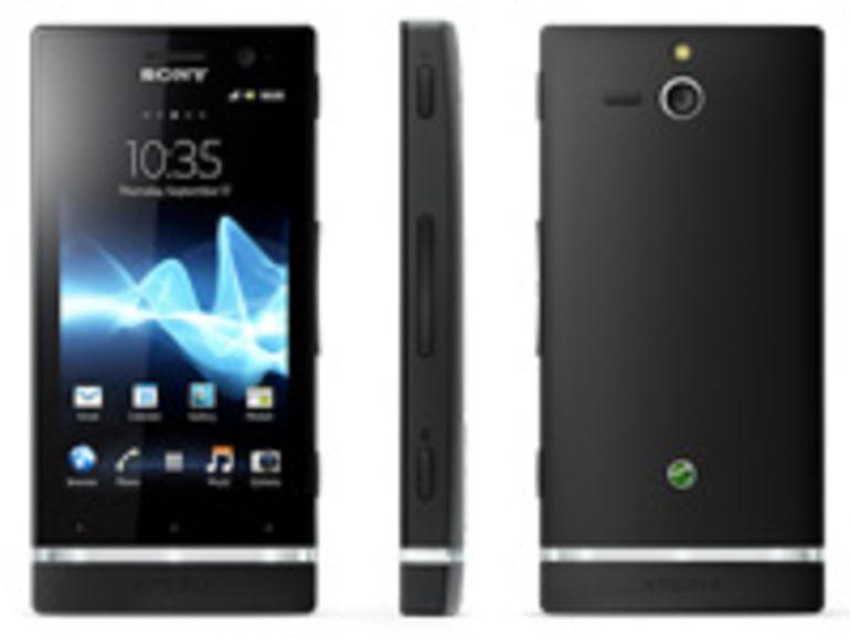 MWC 2012 : Sony présente les Xperia P et Xperia U